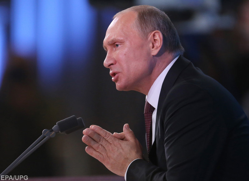 В России существует очень серьезное недовольство Путиным