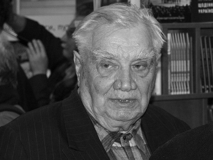 Скончался Юрий Мушкетик