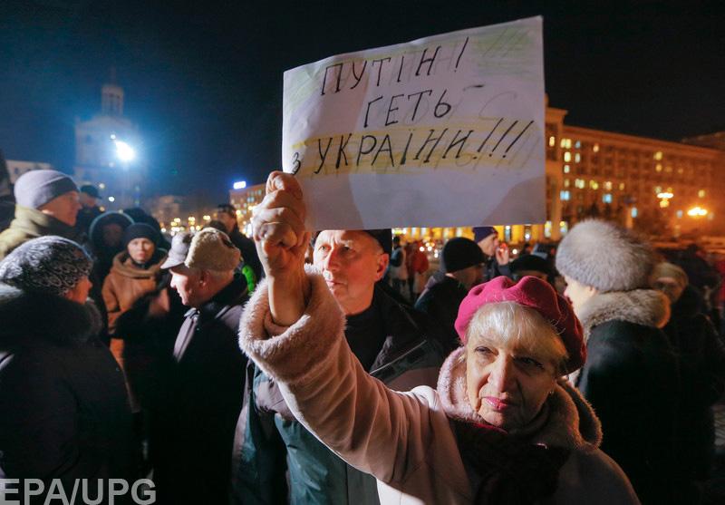 Украинцам следует использовать опыт Грузии, Приднестровья, Нагорного Карабаха