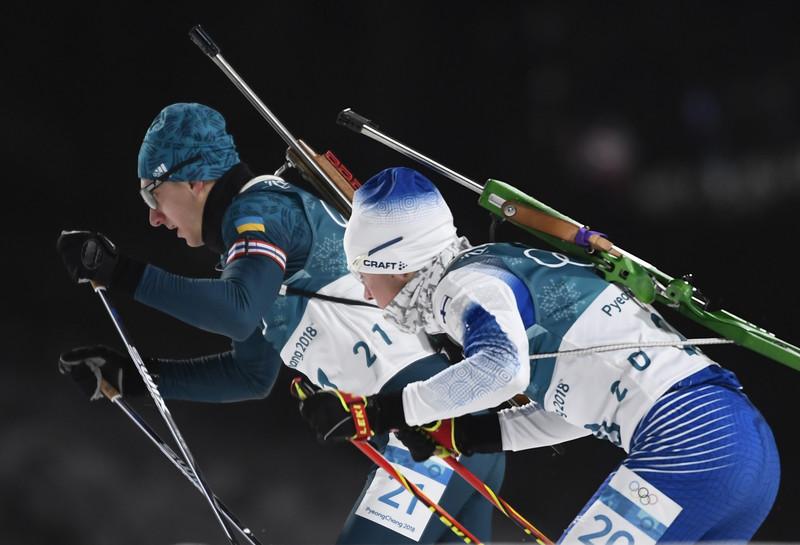 15 февраля в Пхенчхане разыграли 9 комплектов медалей