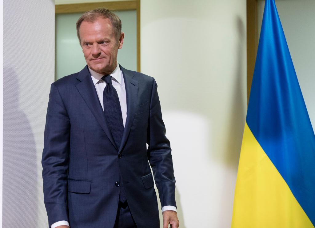 Визит Туска в Киев обусловлен несколькими причинами