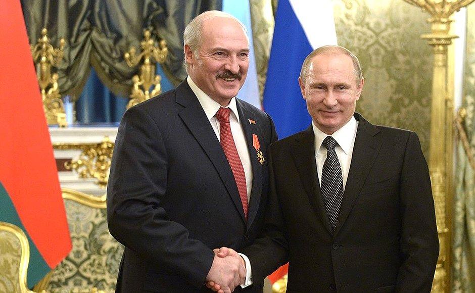Лукашенко формировал бюджет за счёт перепродажи дешёвых российских энергоресурсов