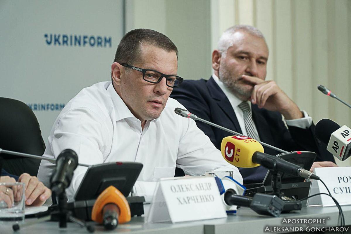 Главные моменты с пресс-конференции освобожденного из плена Романа Сущенко