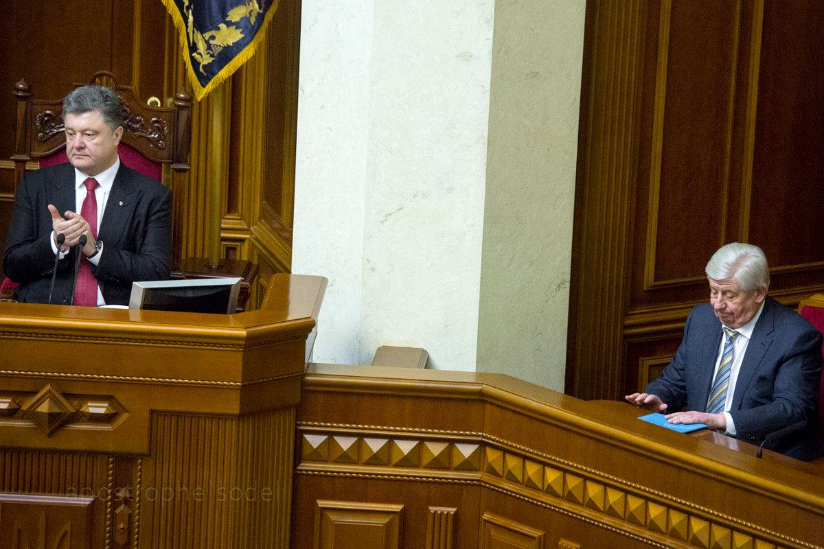 Генпрокурор Шокин, скорее всего, пока сохранит свой пост.