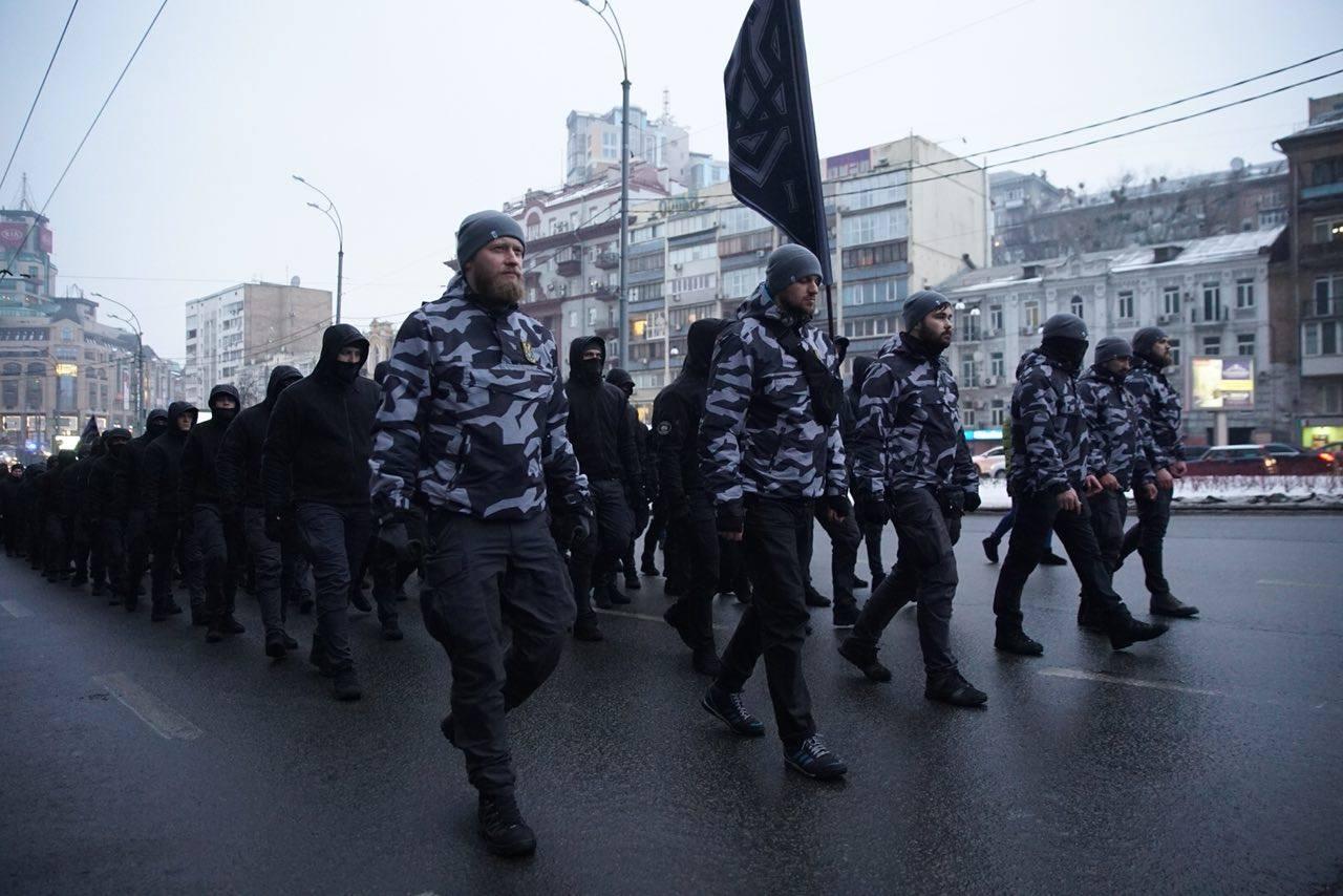 О Нацдружинах и угрозе нацизма в Украине