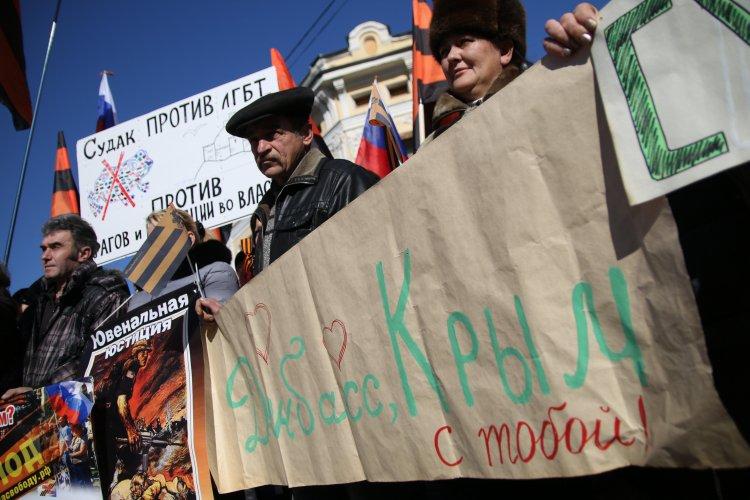 A' выяснил, как живут люди в Крыму спустя год после аннексии