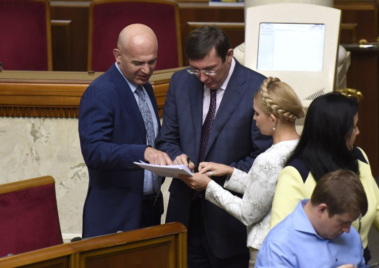 В Украине заврешилось назначение глав облсоветов