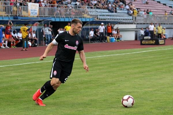 Заря начала сезон победой в матче Лиги Европы